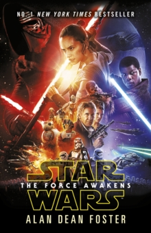 Star Wars: The Force Awakens, Paperback Book