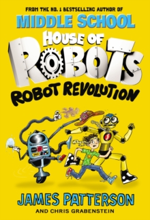 House of Robots: Robot Revolution, Hardback Book