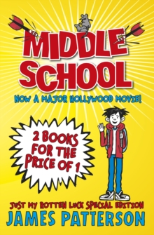 Middle School: Just My Rotten Luck, Paperback Book