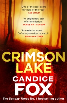 Crimson Lake, Paperback Book