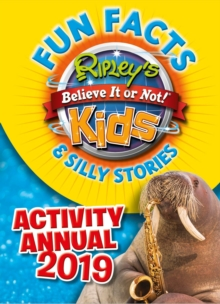 Ripley's Fun Facts & Silly Stories Activity Annual 2019, Hardback Book