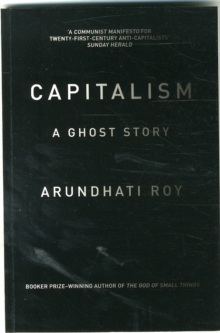 Capitalism : A Ghost Story, Paperback Book