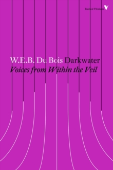 Darkwater : Voices from Within the Veil, Paperback Book