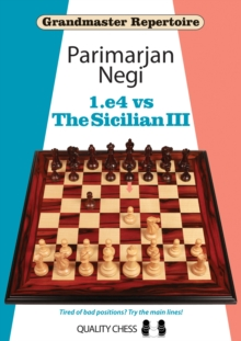 1.E4 vs the Sicilian III, Paperback Book