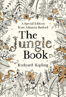 The Jungle Book : A Special Edition from Johanna Basford, Paperback Book