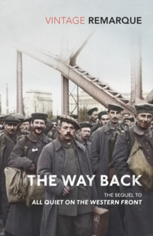 The Way Back, Paperback / softback Book