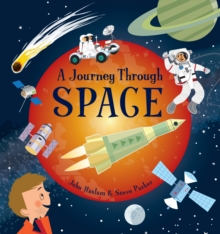 A Journey Through: Space, Hardback Book