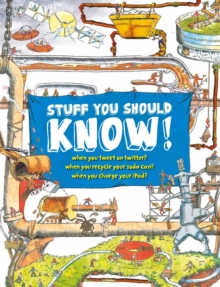 Stuff You Should Know, Paperback Book