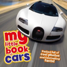 My Little Book of Cars, Hardback Book