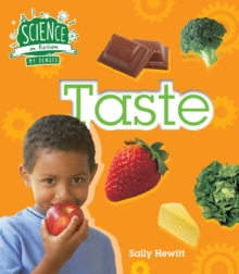 The Senses: Taste, Hardback Book