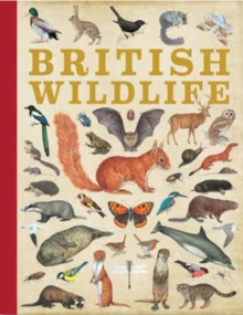 British Wildlife, Hardback Book