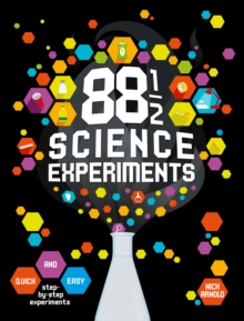 88 and 1/2 Science Experiments, Hardback Book