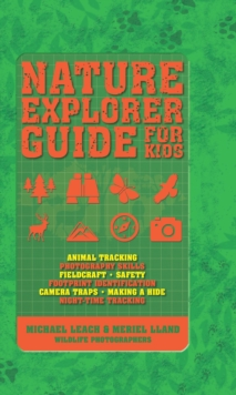 Nature Explorer Guide for Kids, Paperback Book