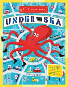 Find Your Way: Under the Sea, Hardback Book