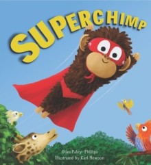 Storytime: Superchimp, Hardback Book