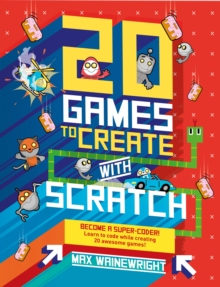 20 Games to Create with Scratch, Paperback Book