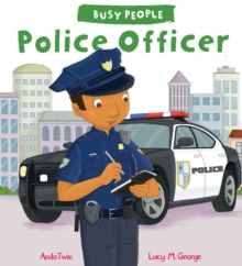 Busy People: Police Officer, Paperback Book