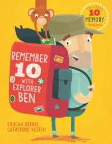 Remember 10 with Explorer Ben, Hardback Book