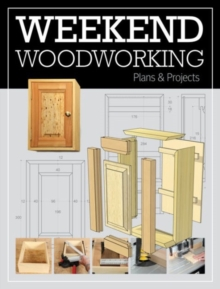 Weekend Woodworking, Paperback / softback Book