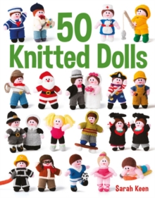 50 Knitted Dolls, Paperback / softback Book