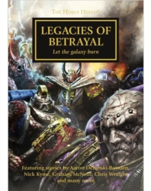 Legacies of Betrayal, Paperback Book