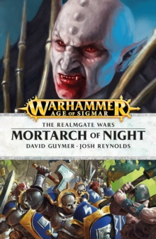 Mortarch of Night, Paperback Book