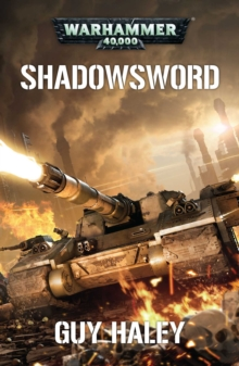 Shadowsword, Paperback Book
