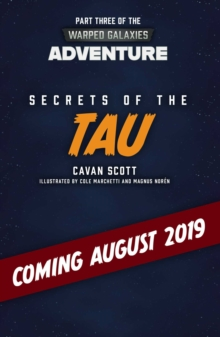 Secrets of the Tau, Paperback / softback Book