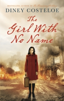 The Girl with No Name, Hardback Book