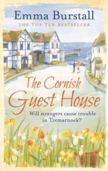 The Cornish Guest House, Hardback Book