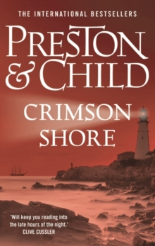 Crimson Shore, Hardback Book