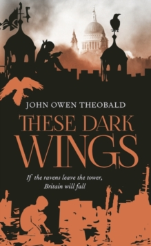 These Dark Wings, Hardback Book