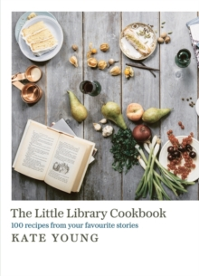 The Little Library Cookbook, Hardback Book