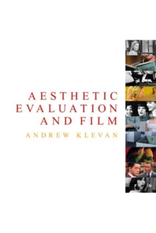 Aesthetic Evaluation and Film, Paperback / softback Book