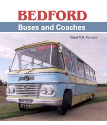 Bedford Buses and Coaches, Hardback Book