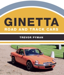 Ginetta : Road and Track Cars, Hardback Book