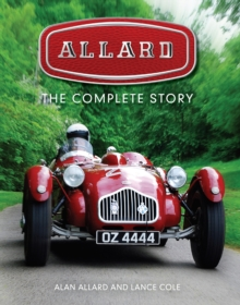 Allard : The Complete Story, Hardback Book