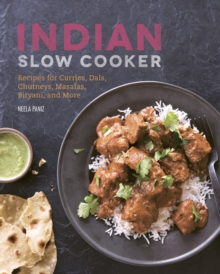 Indian Slow Cooker, Paperback Book