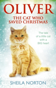Oliver the Cat Who Saved Christmas, Paperback Book