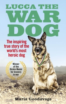 Lucca the War Dog, Paperback / softback Book