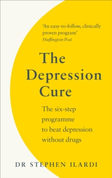 The Depression Cure : The Six-Step Programme to Beat Depression Without Drugs, Paperback / softback Book