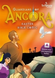The Guardians of Ancora Easter Bible Comic, Paperback Book