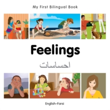My First Bilingual Book - Feelings - Bengali-english, Board book Book