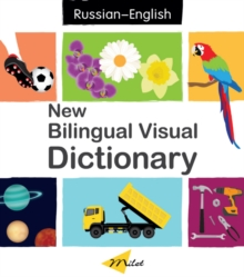 New Bilingual Visual Dictionary English-russian, Hardback Book