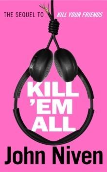 Kill 'Em All, Hardback Book