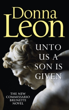 Unto Us a Son Is Given : Shortlisted for the Gold Dagger, Hardback Book