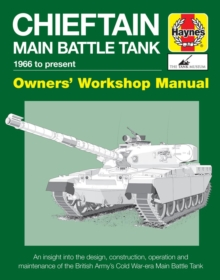 Chieftain Tank Manual, Hardback Book