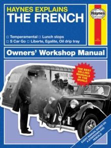 The French : Haynes Explains, Hardback Book