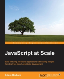 JavaScript at Scale, Paperback / softback Book