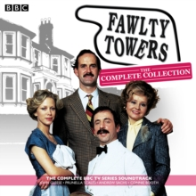 Fawlty Towers: The Complete Collection : Every Soundtrack Episode of the Classic BBC TV Comedy, CD-Audio Book